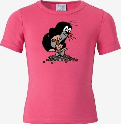 LOGOSHIRT T-Shirt 'Der kleine Maulwurf' in pink, Produktansicht