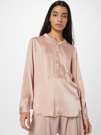 Bluză 'Matt' SAND COPENHAGEN pe roz, Vizualizare model