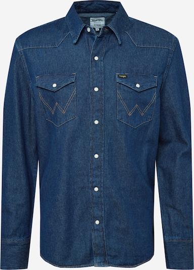 kék farmer WRANGLER Ing 'Western Shirt', Termék nézet