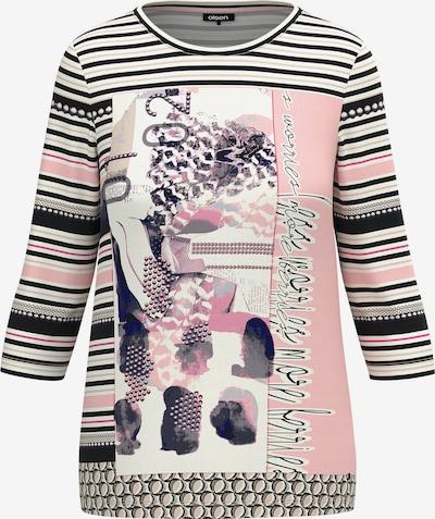 Olsen Rundhalsshirt in rosa, Produktansicht