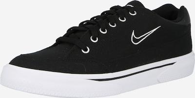fekete / fehér Nike Sportswear Rövid szárú edzőcipők 'Retro GTS', Termék nézet