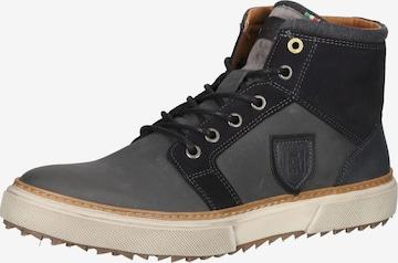 PANTOFOLA D'ORO Sneaker in Grau