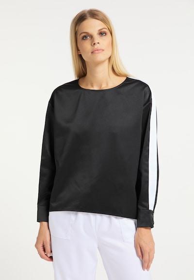 Bluză RISA pe negru, Vizualizare model
