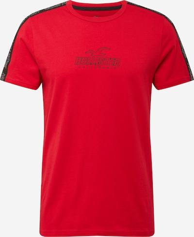 HOLLISTER Paita värissä punainen / musta, Tuotenäkymä