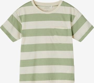 zaļš NAME IT T-Krekls 'Vusti'