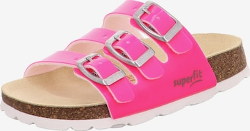 rozā SUPERFIT Sandales