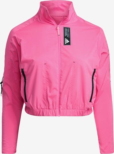 ADIDAS PERFORMANCE Jakna za trening   roza barva, Prikaz izdelka