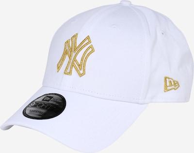 Cappello da baseball NEW ERA di colore oro / bianco, Visualizzazione prodotti
