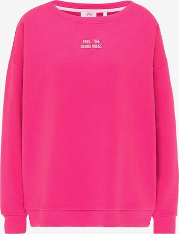 MYMO Sweatshirt in Pink