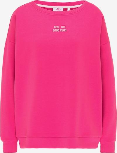 MYMO Sweatshirt in eosin / hellpink, Produktansicht