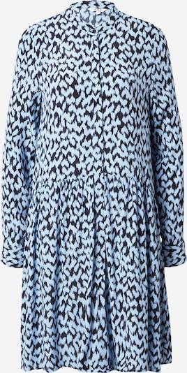 mbym Kleid 'Meera' in marine / hellblau, Produktansicht