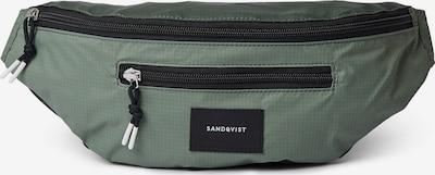 SANDQVIST Heuptas 'ASTE' in de kleur Pastelgroen, Productweergave