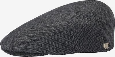 Megzta kepurė iš Brixton , spalva - pilka / juoda, Prekių apžvalga