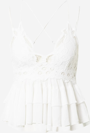 Free People Top 'ADELLA' in offwhite, Produktansicht