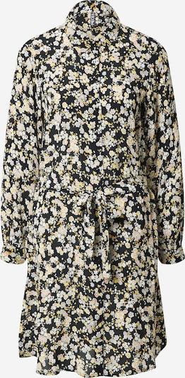 PIECES Kleid 'Gertrude' in mischfarben / schwarz, Produktansicht