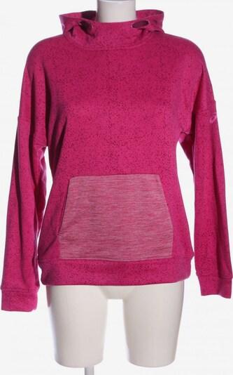 ASICS Kapuzensweatshirt in M in pink, Produktansicht