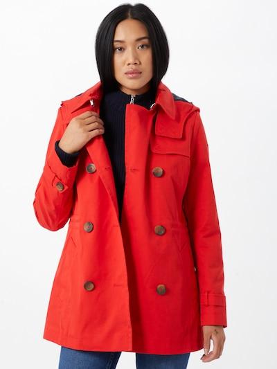 ESPRIT Övergångskappa i röd, På modell