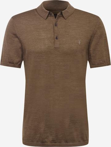T-Shirt AllSaints en vert