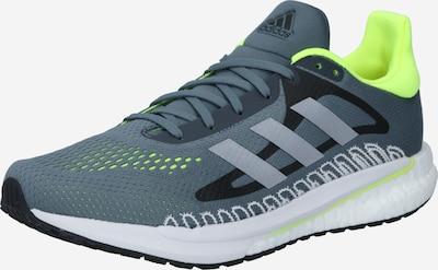 ADIDAS PERFORMANCE Zapatos deportivos 'SOLAR GLIDE' en azul / amarillo / gris, Vista del producto