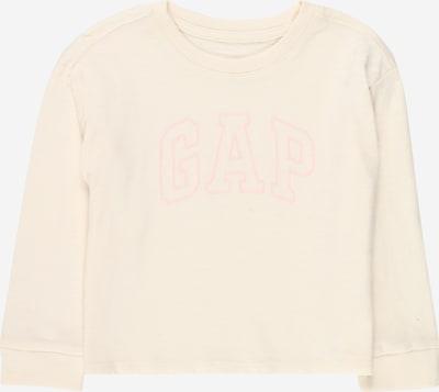 GAP T-Shirt 'BETTER' en rose clair / blanc, Vue avec produit