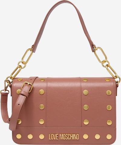Love Moschino Дамска чанта в бледорозово, Преглед на продукта