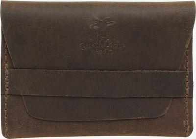 Gusti Leder Portemonnee 'Marshall' in de kleur Bruin, Productweergave