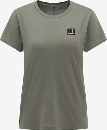Haglöfs Functioneel shirt in Grijs