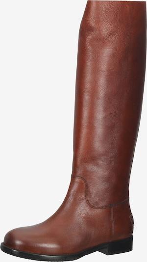 SHABBIES AMSTERDAM Stiefel in cognac, Produktansicht
