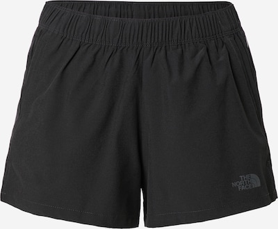 THE NORTH FACE Pantalon outdoor en gris / noir, Vue avec produit