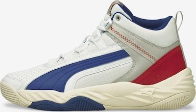 PUMA Sneakers laag in de kleur Blauw / Rood / Wit, Productweergave