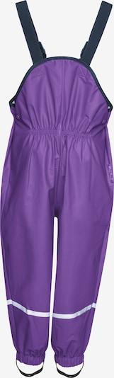 PLAYSHOES Pantalón funcional en lila oscuro, Vista del producto