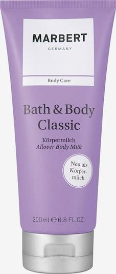 Marbert Bodylotion in lila, Produktansicht