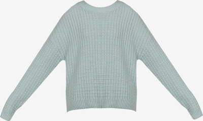 myMo NOW Pullover in mint, Produktansicht
