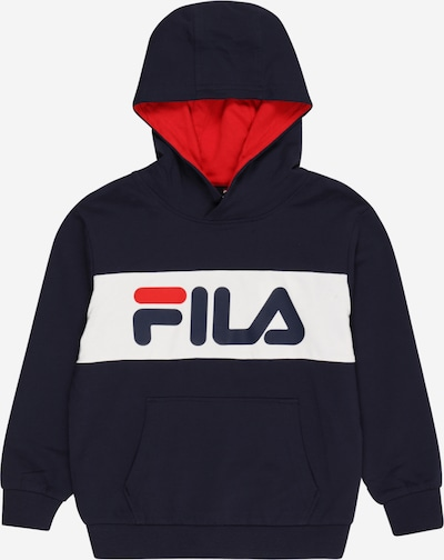 FILA Sweatshirt 'BRUTUS' in dunkelblau / hellrot / weiß, Produktansicht