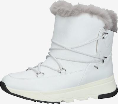 GEOX Snowboots in altrosa / weiß, Produktansicht