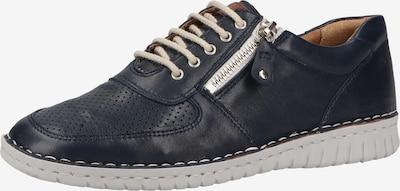 Marc Shoes Sneaker in dunkelblau, Produktansicht