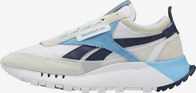 Reebok Classic Sneakers laag 'Classic Leather Legacy' in de kleur Blauw / Wit, Productweergave