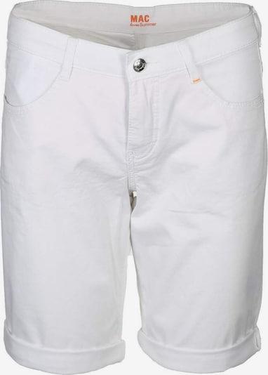MAC Shorts in weiß, Produktansicht