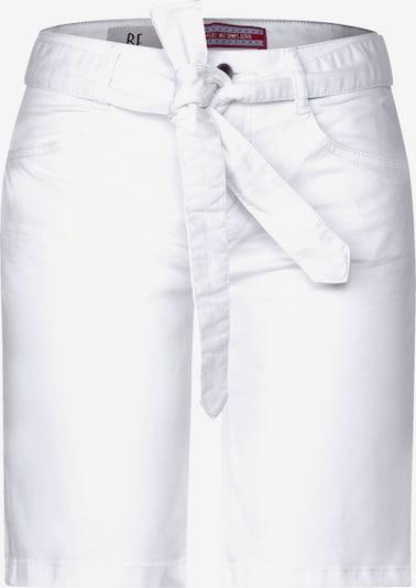 STREET ONE Jeans in white denim, Produktansicht