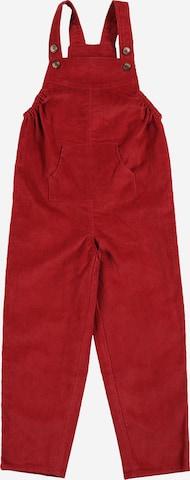 ABOUT YOU Traksipüksid, värv punane