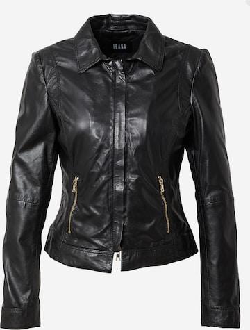 Ibana Between-season jacket 'JOURNEY' in Black