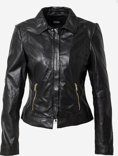 Ibana Jacke 'JOURNEY' in schwarz, Produktansicht