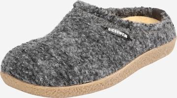 Pantoufle 'Veitsch' GIESSWEIN en gris