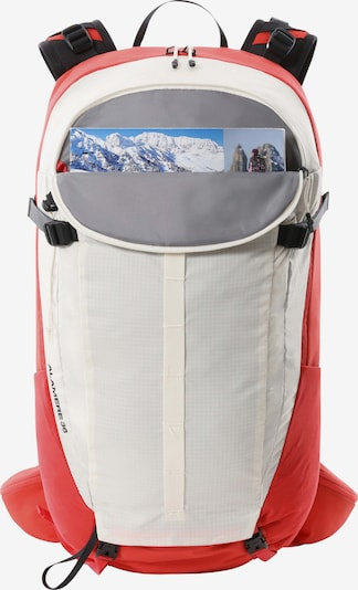 THE NORTH FACE Sports Backpack 'BASIN 36' in White, Item view
