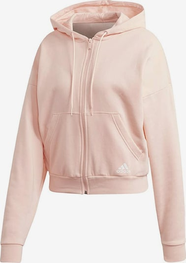 ADIDAS PERFORMANCE Sweatshirt in pastellorange, Produktansicht
