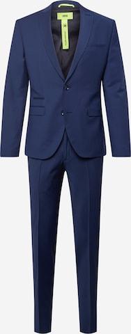 Costume CINQUE en bleu