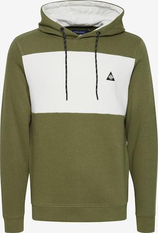 BLEND Pullover 'NEVIO' in Grün