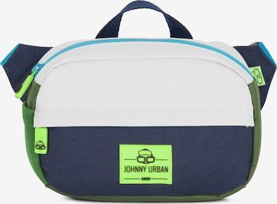Johnny Urban Bolso 'Felix' en navy / azul neon / oliva / blanco, Vista del producto