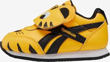 Reebok Classics Sneaker in Orange