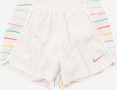 NIKE Športne hlače 'SPRINTER' | modra / rumena / roza / svetlo rdeča / bela barva, Prikaz izdelka